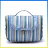 Summer large capacity handbag cosmetic bag stripe hanging convenience goods makeup
