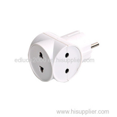 1 to 3 travel plug