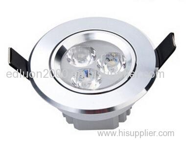 european style LED downlight