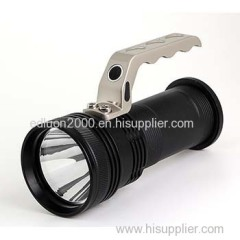 High quality LED flashlight