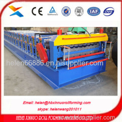 canton fair double layer roll forming machine china manufacurer