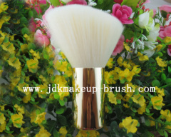 Angled Powder Kabuki Makeup Brushes