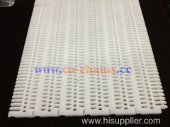 Conveyor plastic belts RW-400 series 50.8mm pitch for machinery