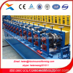popular CU type light keel roll forming machine china manufacturer
