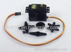 Steering gear for 29cc gas engine rc boat