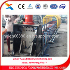 water gutter roll forming machine china manufacturer