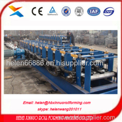 Hebei xinnuo c type roll forming machine china manufacturer