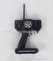 Transmitter for rc model rc boat