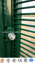 welded high security fence