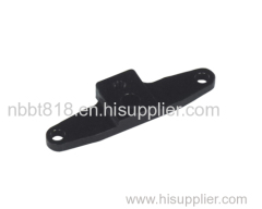 Water rudder arm for rc racing speed boat