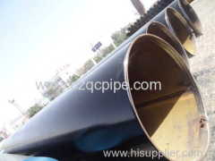 API 5L X42 PSL1 PSL2 ERW steel pipe with 3PE Coating