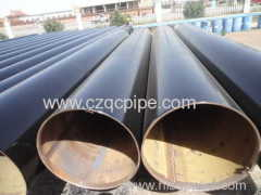 API 5L X70 Seamless steel pipe with FBE coating