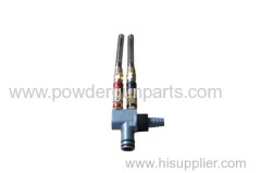 OptiFlow powder injector (IG02 type)