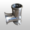meat grinder accessory 2.695kg stainless steel 304