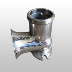 material stainless steel 304 weight 2.695kg meat grinder accessory