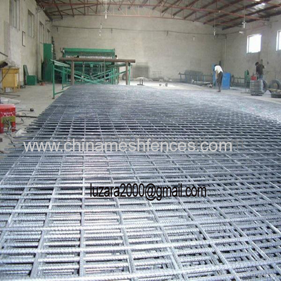 6 Inch Deformed Steel BRC mesh reinforcing from China Manufacturers
