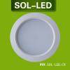 12W 15W 18W Epistar 2835 3030LED Ra>80 LED Downlight
