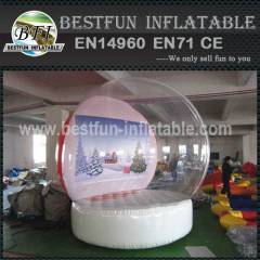 Inflatable christmas human decorations ball