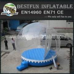 Factory direct sale inflatable snow globe tent & Factory direct sale inflatable snow globe tent Manufacturer u0026 supplier