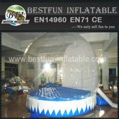 Snow Inflatable Globe for Sale