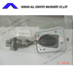 ISUZU steering column assy steering shaft intermediate column shaft 8-93323-163