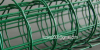 Green Colour Holland Mesh Fence Welded Holland Fence Trellis