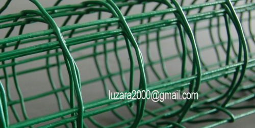 PVC-coating Welded Euro Fence Netting