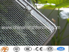 stainless steel wire mesh basket cleaning wire mesh basket;medical disinfection basket