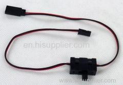 Rc car power switch