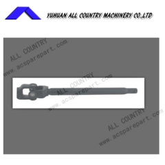 NISSAN steering shaft steering column intermediate column shaft 48080-W2200