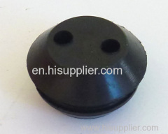 Rubber oil pipe plug for rc car