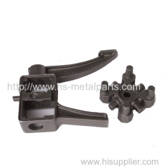 Carbon steel investment casting mechanical parts