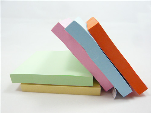 Post It Notes Marker In Fluorescent Colors