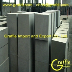 High pure vibrated/extruded/molded/isostatic graphite block