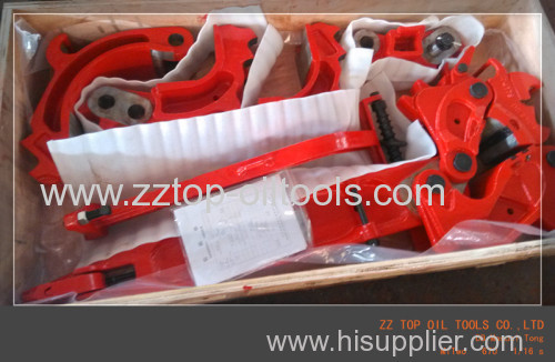 Drill pipe/Casing Manual Tong DB Type API7K
