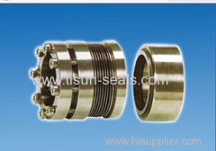 non contacting (free contacting) mechanical seal