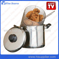 Cooking tool Stovetop Deep Fryer for fried food