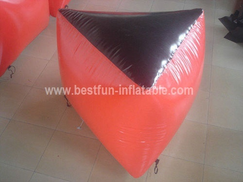 Cheap inflatable paintball bunker cake