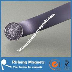 20x0.85mmx1m magnetic roll flexible magnetic ruler vinyl sheet