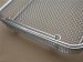 Stainless steel mesh basket / medical basket