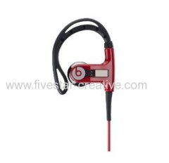 PowerBeats by Dr.Dre Sports In-Ear Earbuds Headphones With ControlTalk Red