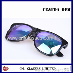 Mirrored New Wayfarer Sunglasses