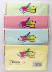 Post It Super Wide Message Sticky Notes