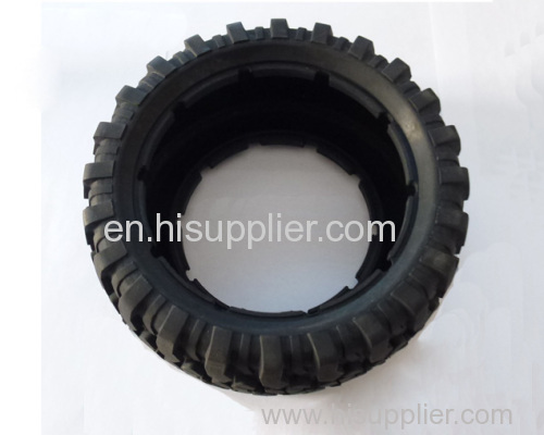 Rubber tyres for 29cc racing car