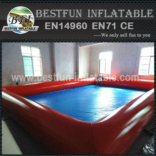 Swimming pool for adults