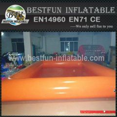 Summer hot sale inflatable adult plastic pool
