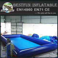 Adult inflatable swimming pools