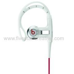 Beats by Dr.Dre Powerbeats Premium Athletic Earbuds Headphones white