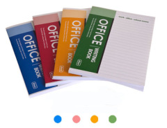 100sheets-Colorful Classic Wireless Composition Notebooks