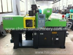Small 32T plastic injection machine export to Turkey